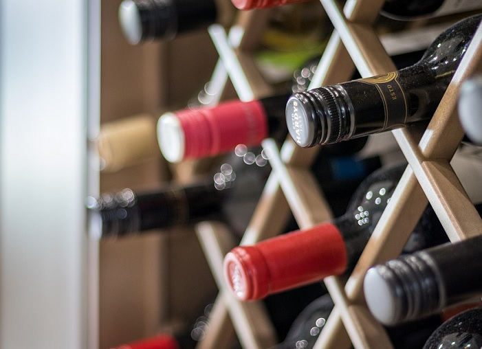 vino – bottiglie