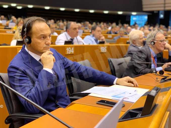 Alberto Cirio parlamento europeo