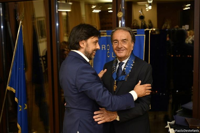 Carlo borsalino rotary