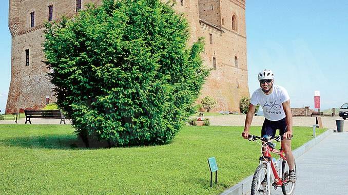 Drocco: 650 chilometri sui pedali per promuovere le nostre colline