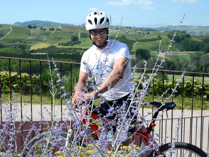 Drocco: 650 chilometri sui pedali per promuovere le nostre colline 1