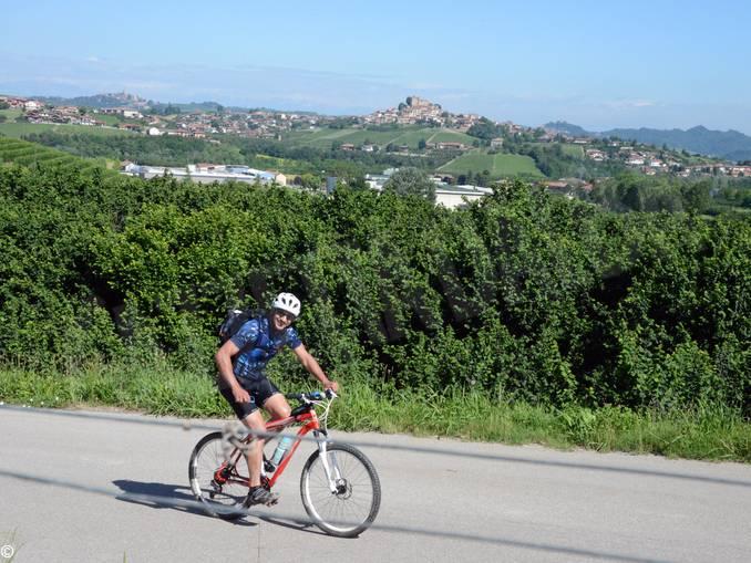 Drocco: 650 chilometri sui pedali per promuovere le nostre colline 3