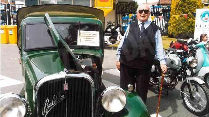 L'imprenditore Giorgio Rolfo: una vita dedicata al lavoro