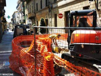 In via Vittorio si parte con la riqualificazione della città