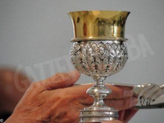 Montaldo Roero: Messa di San Giovanni all'esterno del santuario