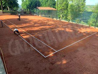 Presentazione dei corsi estivi di tennis per ragazzi sabato 27 a Murazzano