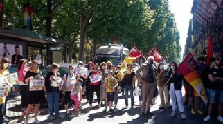 Scuola: mobilitazione di genitori e insegnanti in piazza «chiediamo sicurezza, spazi, risorse e personale adeguati» (FOTOGALLERY) 16