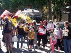Scuola: mobilitazione di genitori e insegnanti in piazza «chiediamo sicurezza, spazi, risorse e personale adeguati» (FOTOGALLERY) 17