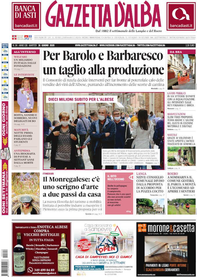 Prima_pagina_Gazzetta_Alba_24_20