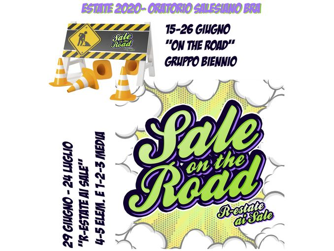 'Sale on the road' Estate 2020