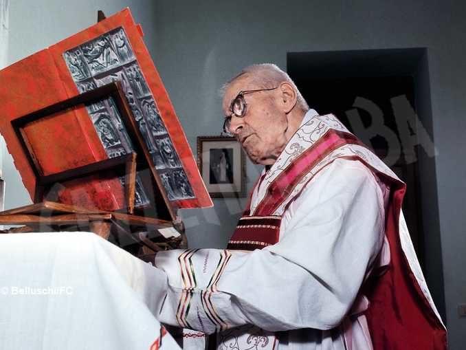Ricordo del canonico Chiesa maestro per diocesi e paolini