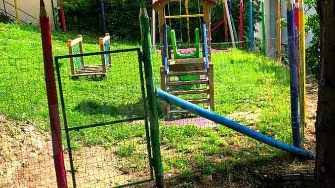 Sabato 27 riaprono i parchi giochi di Benevello e Manera