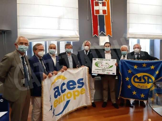Il Piemonte si candida a essere Regione europea dello sport 2022