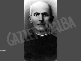Ricordo del canonico Chiesa maestro per diocesi e paolini 1