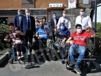 Alba, una città sempre più attenta a chi è colpito da gravi disabilità motorie
