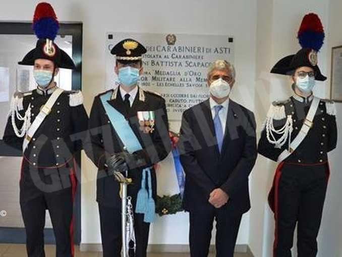 Carabinieri in festa nel 206° anniversario di fondazione