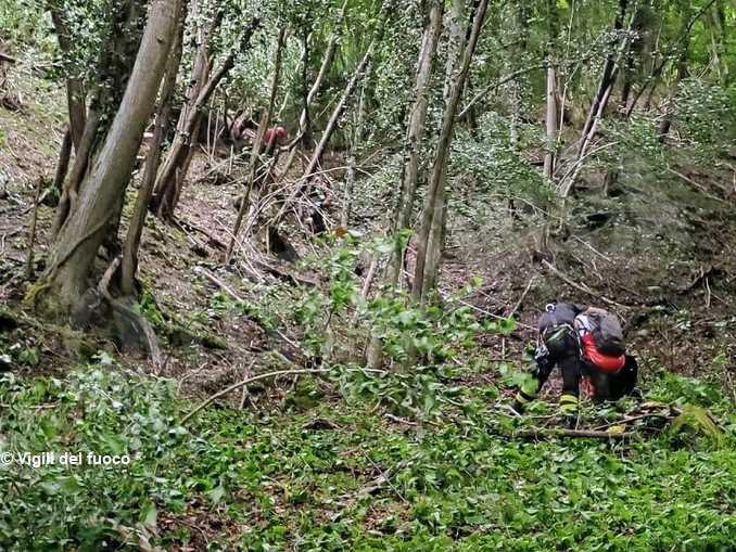 pezzolo soccorso escursioniste