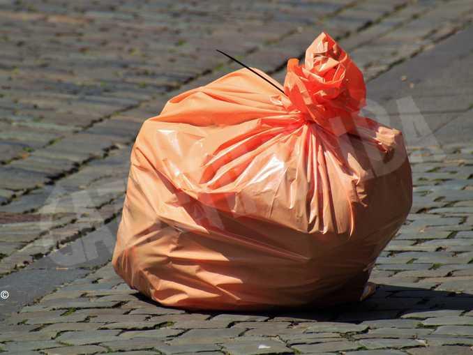 sacco rifiuti