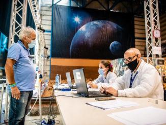 Al Campo Marte di Altec partono i test sierologici ai volontari e dipendenti Anpas