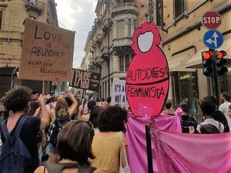 Free-k Pride, a Torino corteo contro le discriminazioni