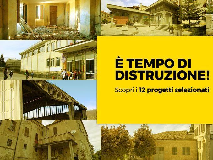 Il Bando distruzione della Crc sostiene 12 progetti