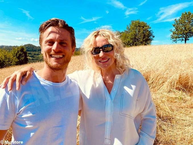Antonella Clerici e Antonio Cassano hanno visitato Sale San Giovanni e Murazzano 5