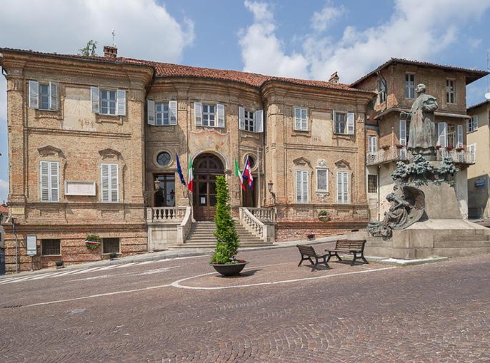 Bra-palazzo comunale