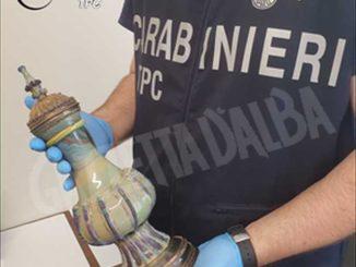 Cristalli rubati a un museo in Germania vengono recuperati ad Alba