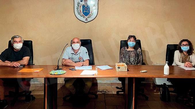 La Protezione civile ha rinnovato il suo direttivo: Isnardi resta il capogruppo