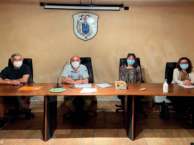 Corneliano protezione civile