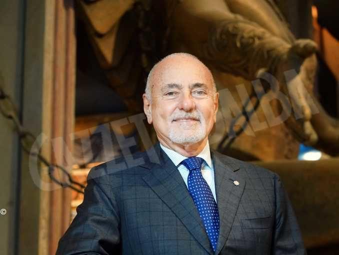 Enzo Ghigo, presidente Museo del cinema