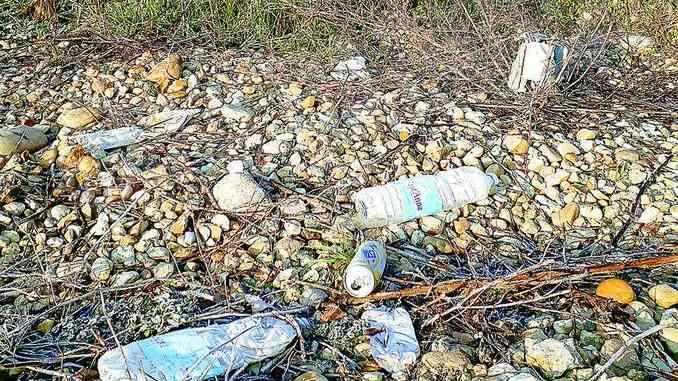 L'inquinamento del fiume Tanaro è ancora evidente