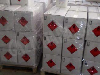 Da Diageo 63 quintali di disinfettante alcolico per gli istituti scolastici di Bra