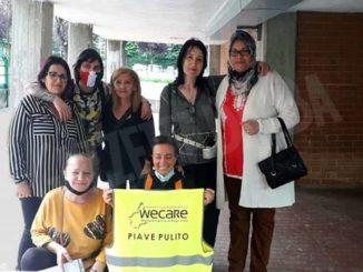 Il progetto sperimentale We care è un'officina di solidarietà