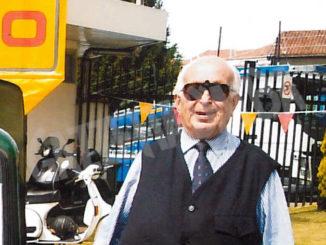 Grande cordoglio a Bra per la scomparsa, a 97 anni, dell'imprenditore Giorgio Rolfo
