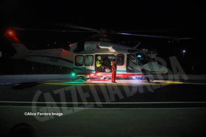 Inaugurata ad Alba la nuova base elisoccorso per atterraggio diurno-notturno con validazione del sistema 118 13