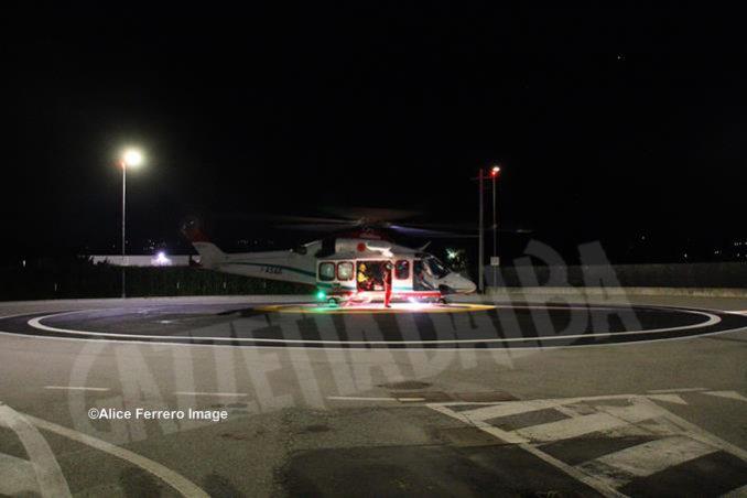 Inaugurata ad Alba la nuova base elisoccorso per atterraggio diurno-notturno con validazione del sistema 118 15