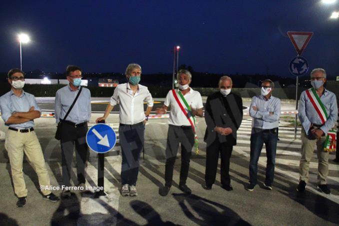 Inaugurata ad Alba la nuova base elisoccorso per atterraggio diurno-notturno con validazione del sistema 118 3