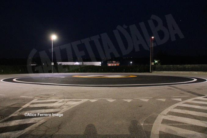 Inaugurata ad Alba la nuova base elisoccorso per atterraggio diurno-notturno con validazione del sistema 118 5