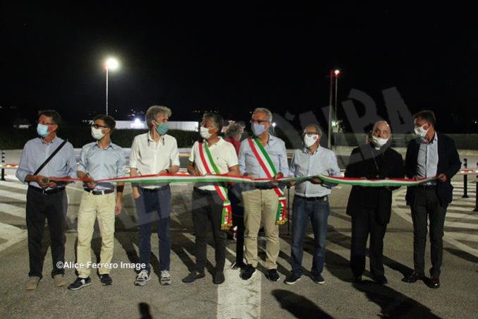 Inaugurata ad Alba la nuova base elisoccorso per atterraggio diurno-notturno con validazione del sistema 118 8