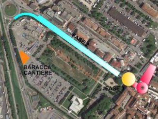 Asfaltature in piazza Garibaldi e corso Torino: dal 6 luglio sarà spostato temporaneamente il capolinea dei bus