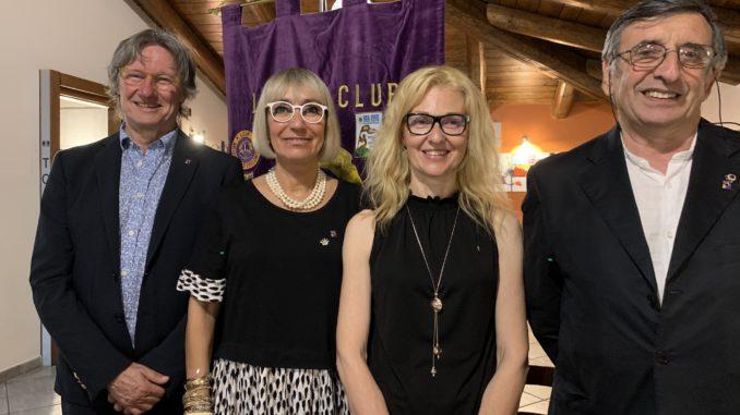 Il Lions club della Valle Belbo ha presentato il nuovo direttivo