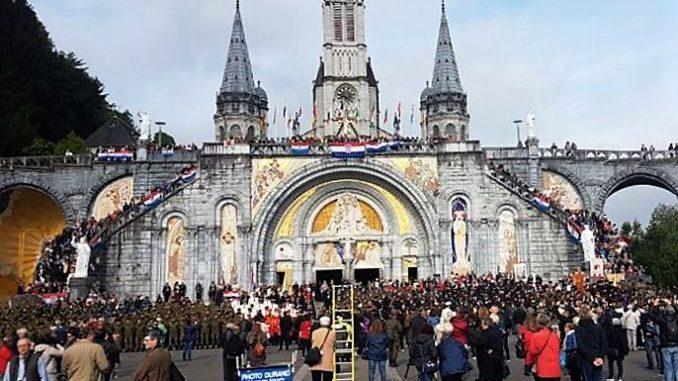 L'Oftal, prima associazione in Pellegrinaggio a Lourdes