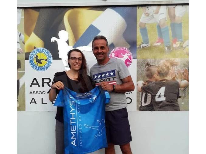 L'Area calcio Alba Roero di Eccellenza ha ingaggiato Asia Aloi e Martina Gallo 1