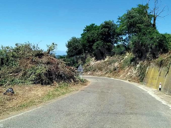 Volontari e Amministrazione di Santa Vittoria alleati nella pulizia delle aree più trascurate del paese