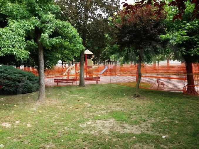 Sommariva Bosco giardini stazione