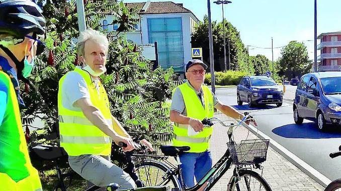 Più spazio per chi usa la bicicletta: Fiab e Amministrazione ci credono 1