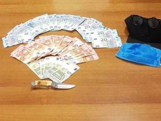 Rapina una farmacia in pieno centro: arrestato da Polizia municipale e Carabinieri 1