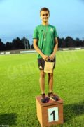Al memorial Giacosa di Alba Mario Lambrughi segna il miglior tempo nazionale sui 400 ostacoli 24