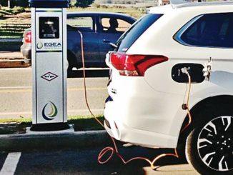 Ad Asti saranno installati 13 punti di ricarica per le auto elettriche